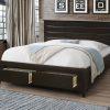 Freddy Platform Bed With Storage Drawers