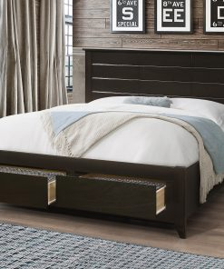 Freddy Platform Bed With Storage Drawers