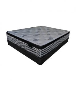 Image depicts the Comfort Plus Mattress from Dani's Furniture