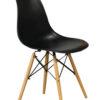 Eiffel Modern Chairs Black Colour