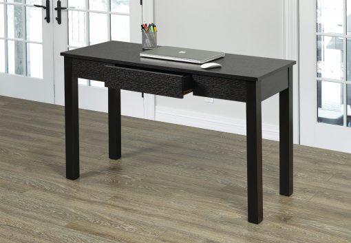 standard student desk in black