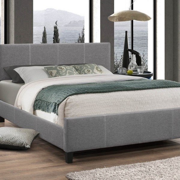 Modern bed from Dani's Furniture