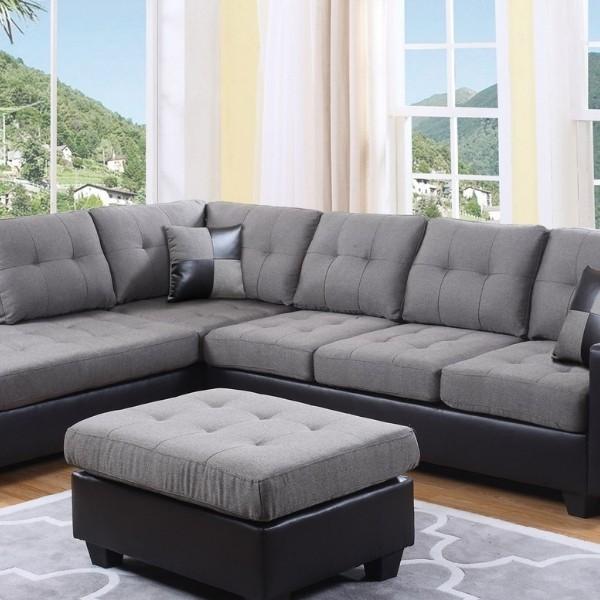 Modern sectional sofa from Dani's Furniture